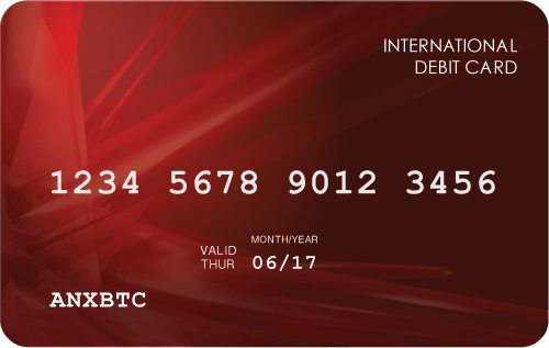 anx btc card